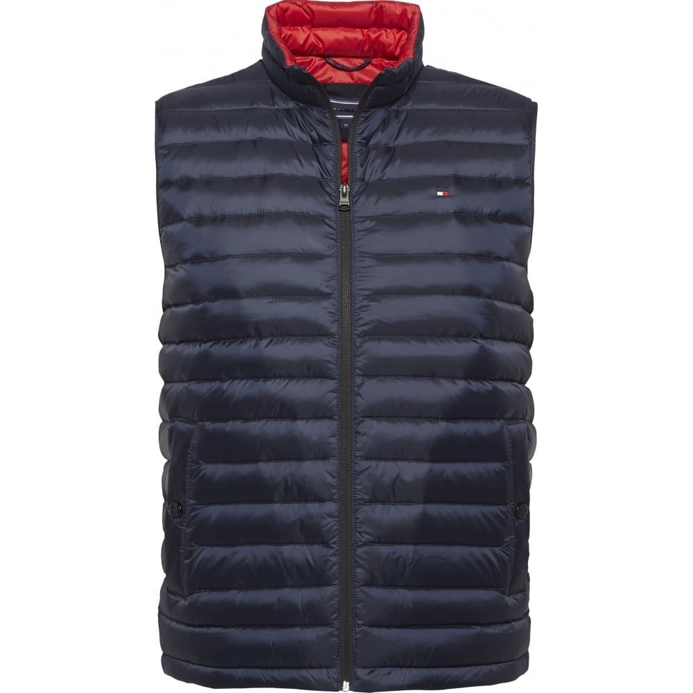 Tommy Hilfiger Lw Packable Down Vest Mens From
