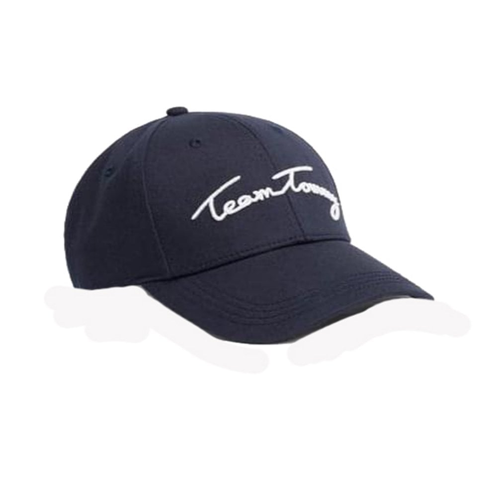 TOMMY HILFIGER Tommy Team Hat Red - Ladies from Sandersons Boutique UK 43e752a9c3c