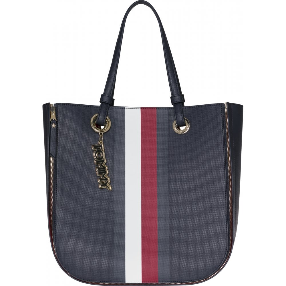 1c6e915f5459 TOMMY HILFIGER Tommy Twist Tote - Ladies from Sandersons Boutique UK