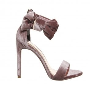 2b7b293f969a3a TED BAKER SAPHRUN knotted bow leather sandals black - Ladies from ...