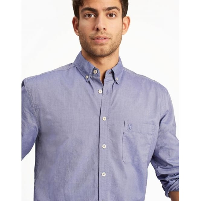 JOULES Y_LAUNDOXFD SHIRTS WSHBLUE