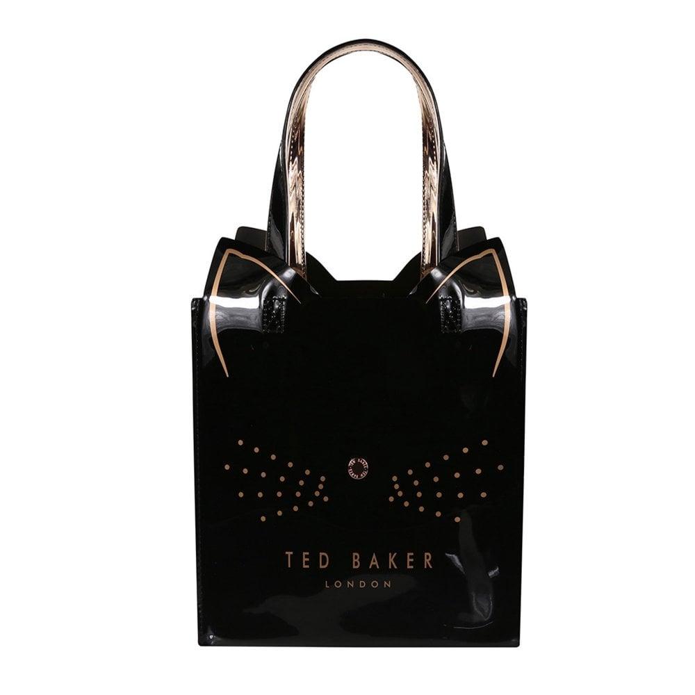 ZAZICON Cat Small Icon Bag Black 9c8ac01a90383