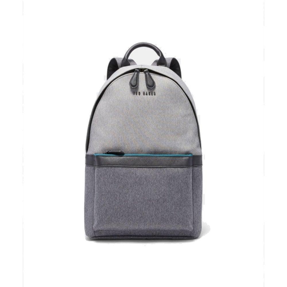 560e4c6ac TED BAKER ZIRABI nylon contrast trim backpack