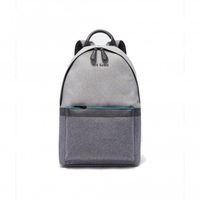 a762d28024 TED BAKER ZIRABI nylon contrast trim backpack